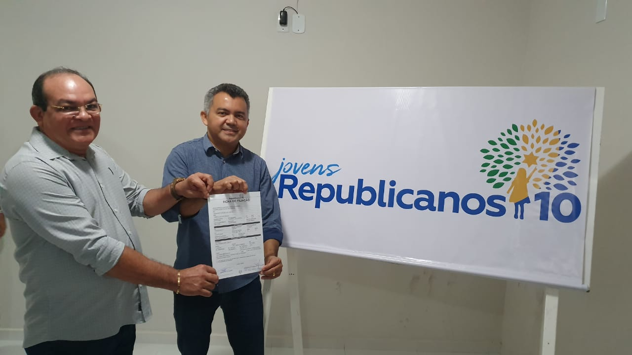 Ribamar: Filiação de Das Vilas ao Republicanos é indicativo de que ...
